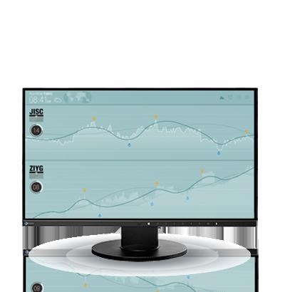 Eizo FlexScan EV2450FX-BK (EV2450FXBK) 23.8 inch LCD LED Monitor