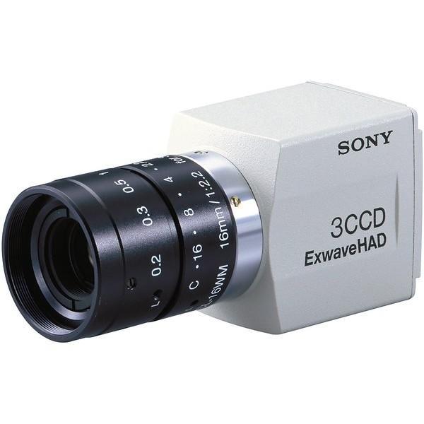 Sony DXC-C33 (DXCC33) 3-CCD Color Video Camera NTSC