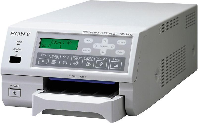 Sony UP21MD (UP-21MD) Analog A6 Color Printer