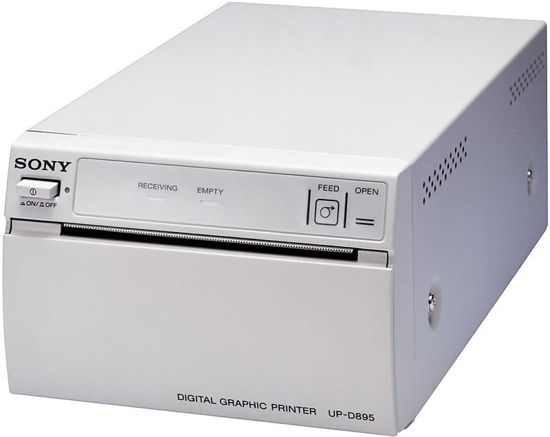 Sony UPD895MD (UP-D895MD) B&W A6 Digital Video Printer