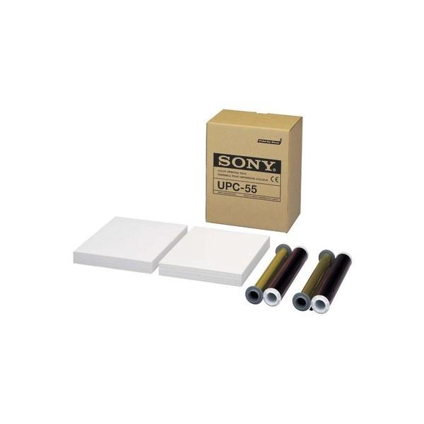 Sony UPC55 A6 Color Print Pack