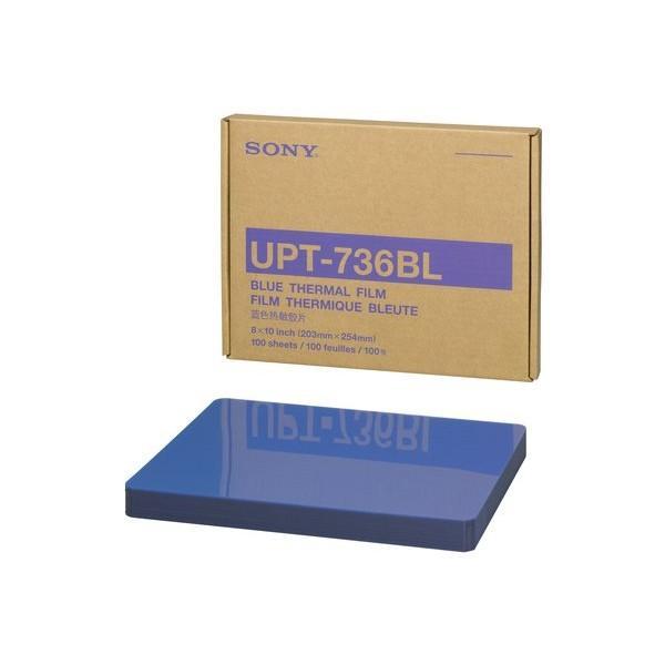Sony UPT-736BL (UPT736BL) Blue Thermal Transparency Film
