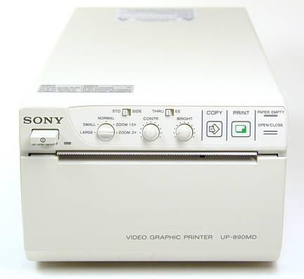 Sony UP890MD (UP-890MD) B/W Video Graphic Printer