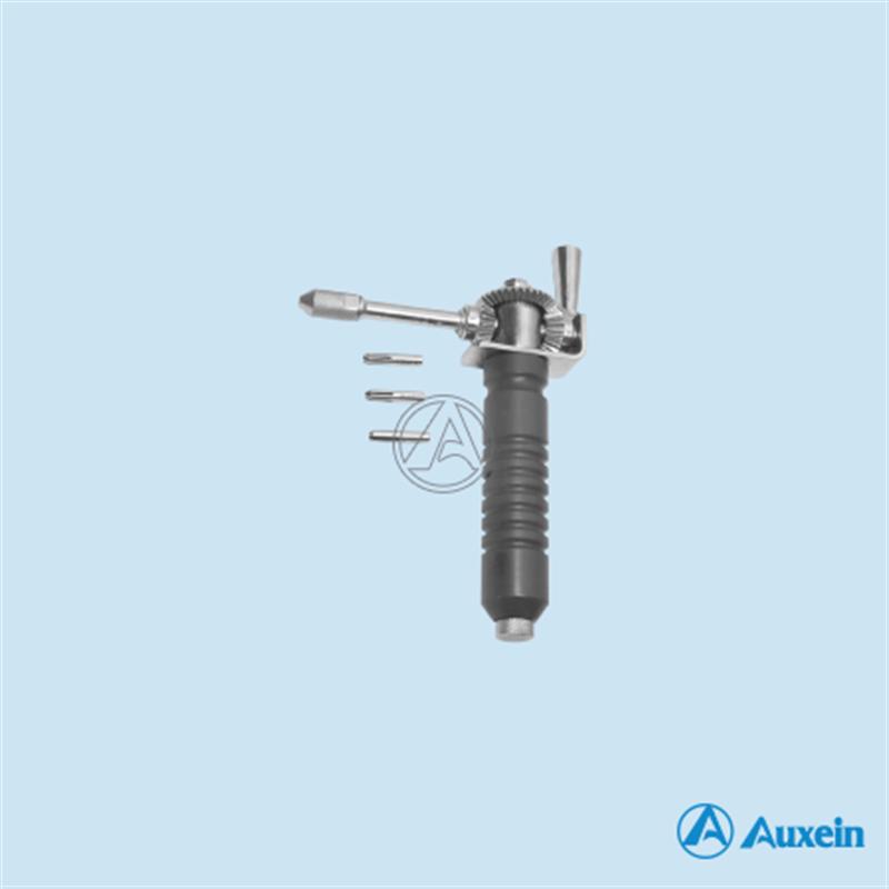 Mini Bone Drill with 3 collets for 'K' Wires & DrillBits