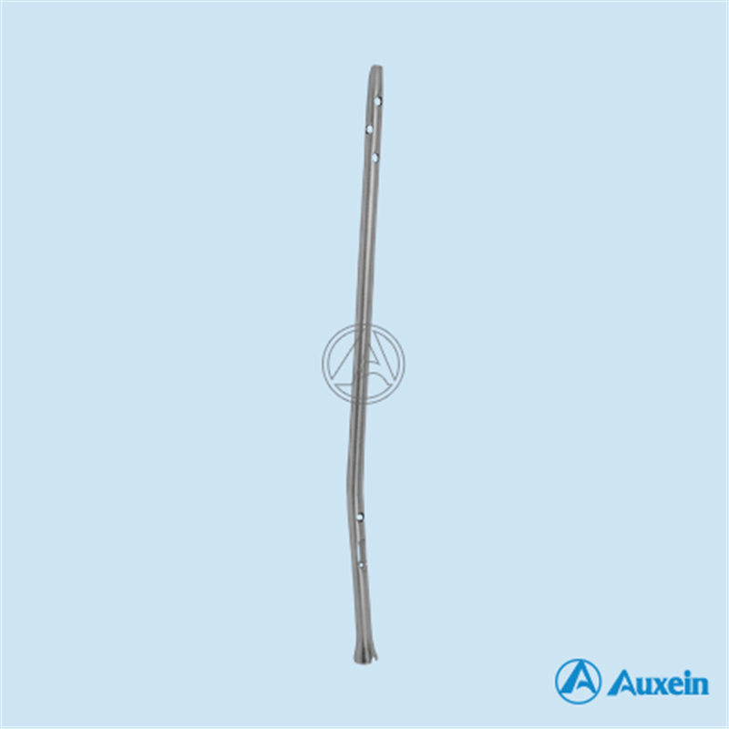 Universal Tibial Nail with Proximal Dynamic Holes - Cannulated