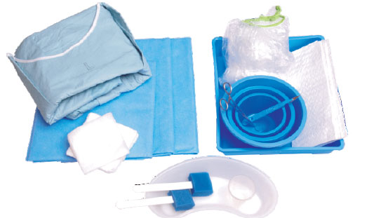 CATH LAB PROCEDURE PACKS