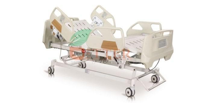 5-Function Electric Hospital Bed Model number:BT605E-B