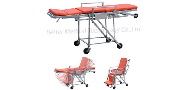 BT205 Automatic loading stretcher