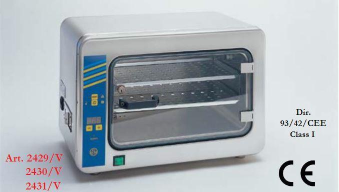 Incubator with natural air circulation
