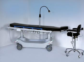 SURGICAL STRETCHER FOR OPHTALMOLOGY