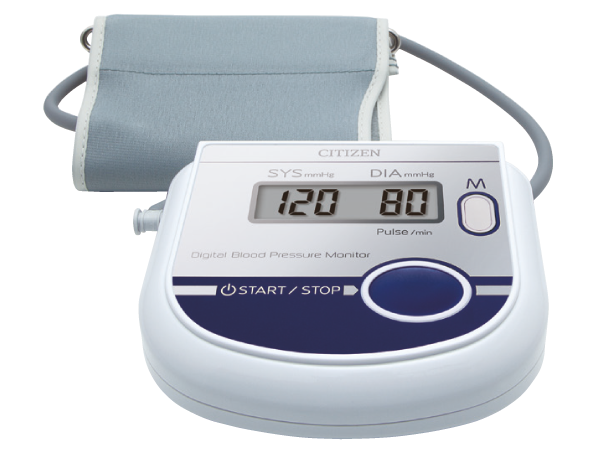 CH452AC CITIZEN Blood Pressure Monitors