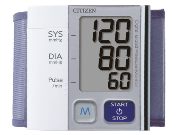 CH657 CITIZEN Blood Pressure Monitors