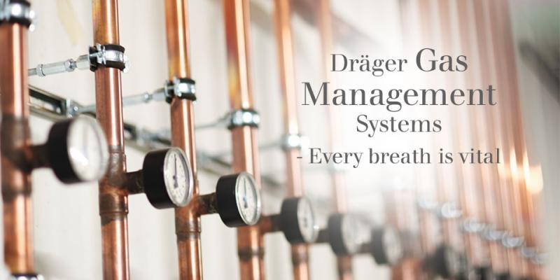 Dräger Gas Management Systems