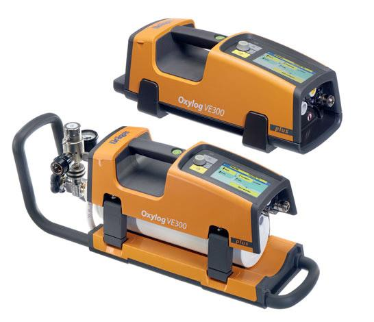 Dräger Oxylog® VE300: Emergency and Transport Ventilator