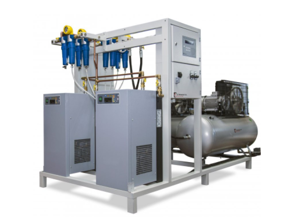 Medical air compressor systems (MACS)