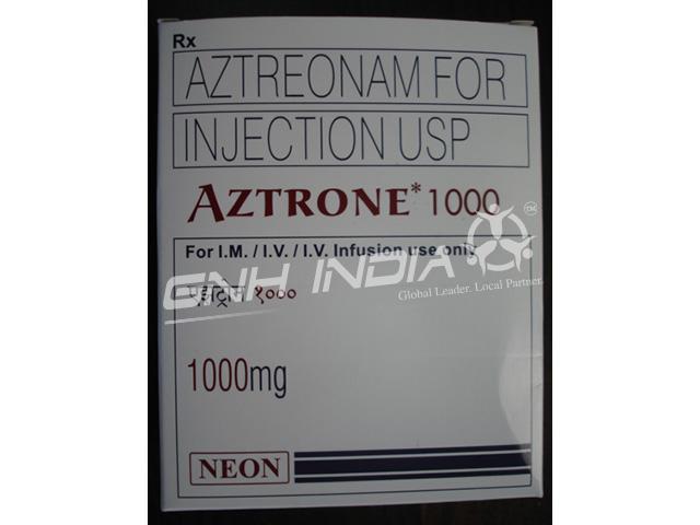 Aztreonam for Injection USP 1g