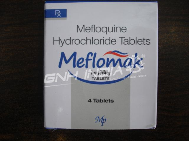 Mefloquine hydrpchloride