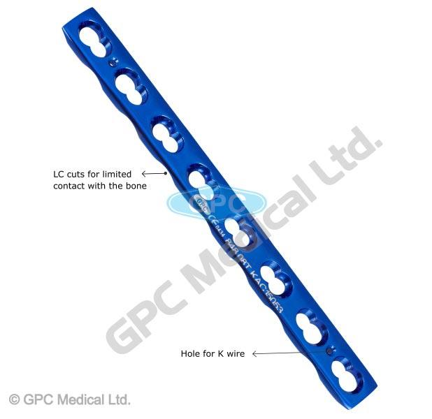 4.5mm Narrow Locking Plate