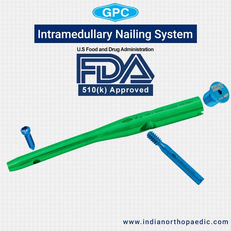 Intramedullary Interlocking Nail