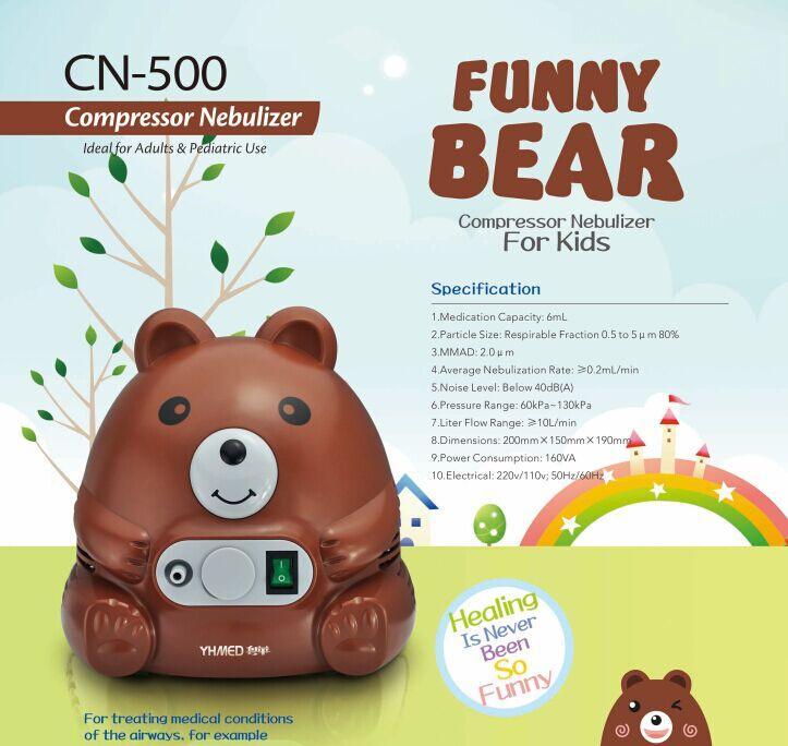 CN-500 Compressor Nebulizer