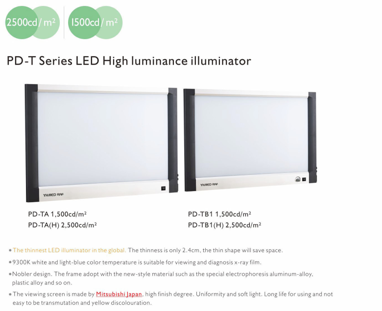 PD-T Series LED High Luminance Illuminator