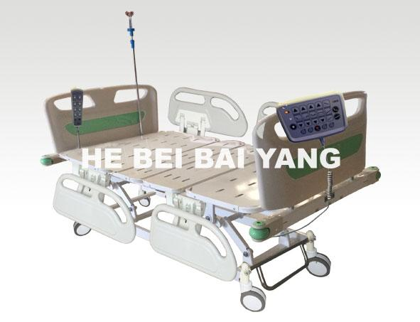 A-32 Five function electric hospital bed
