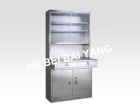 C-7 Stainless Steel Medicament Cabinet