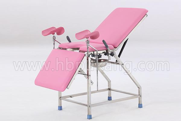 B-42-1 Stainless Steel Obstetric Bed
