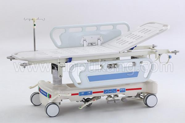 E-1-1 Luxurious Hydraulic Stretcher