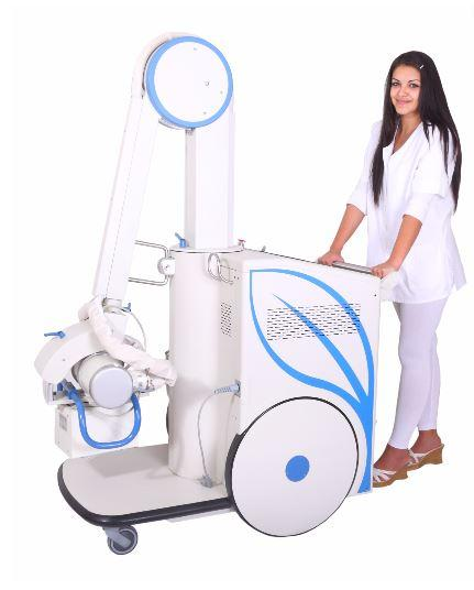 TOP-X 100 MS bedside mobile X-ray