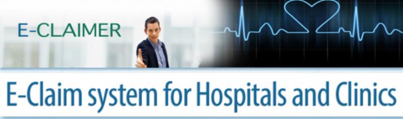 E-claim system for Hospitals and Clinics