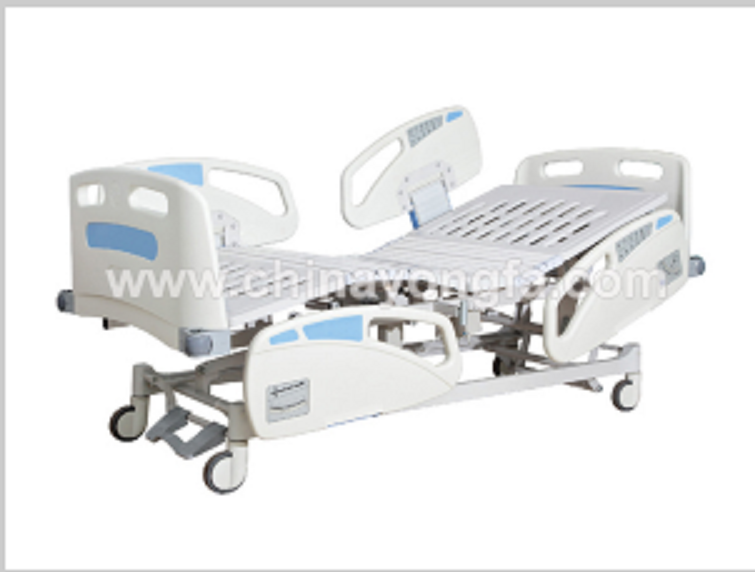 D7S Electric ICU Bed
