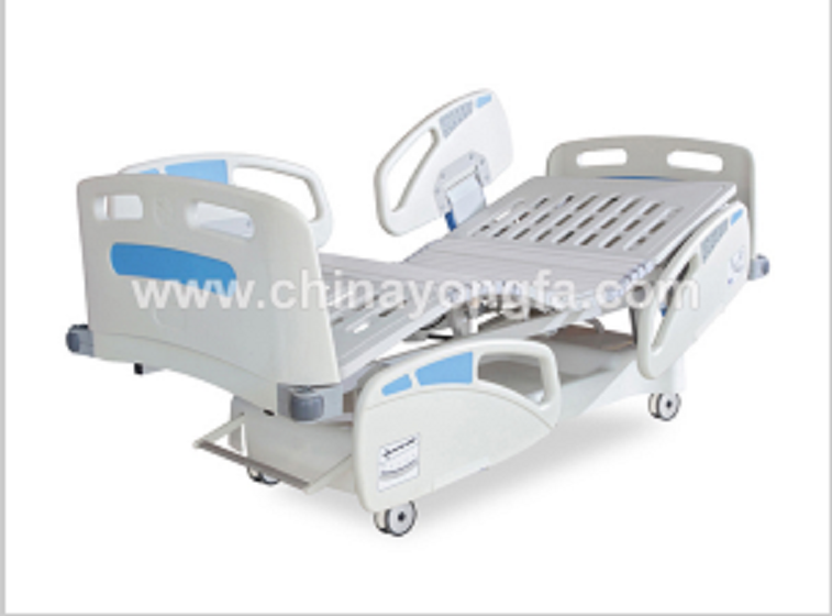 YFD5638K(III) Five Function Electric ICU Bed