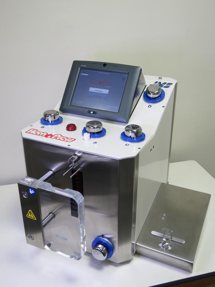 Automated Blood Component Separator