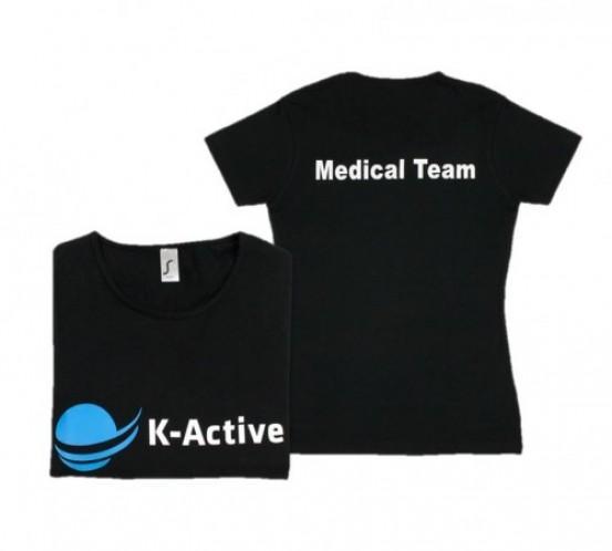 "T-Shirt ""Medical Team"""