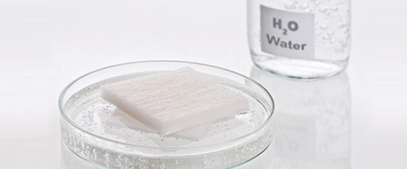 Sugi - Versatile Cellulose Sponge Material
