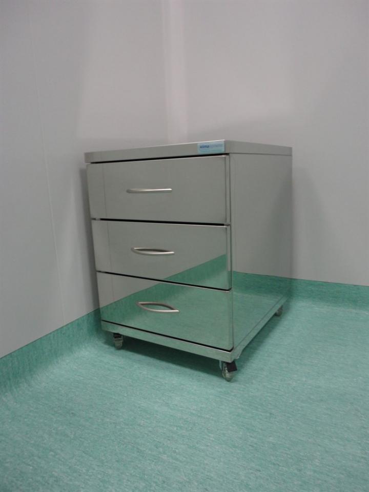 Cleanroom drawers