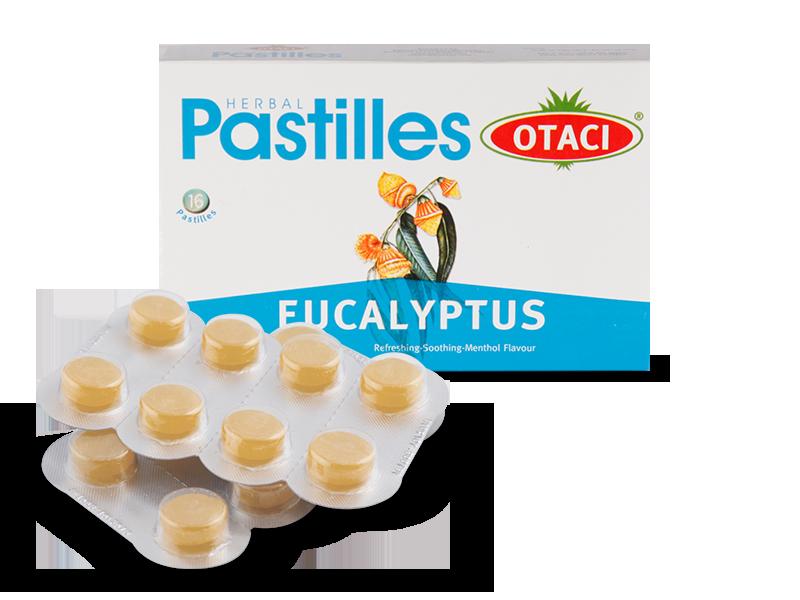 Otaci Eucalyptus Herbal Pastille