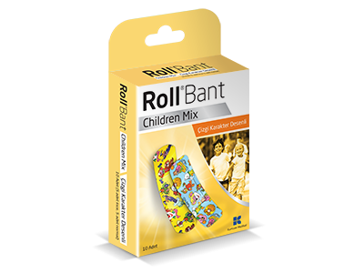 Roll Bant Children Mix