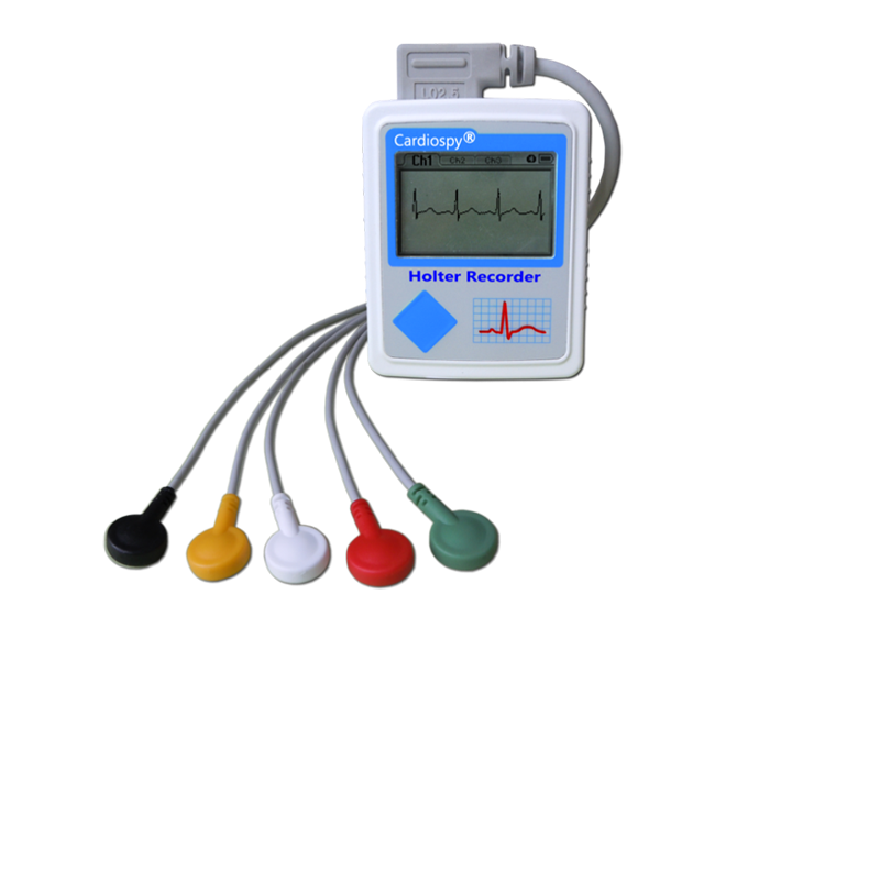 EC-2H 2-CHANNEL HOLTER ECG SYSTEM
