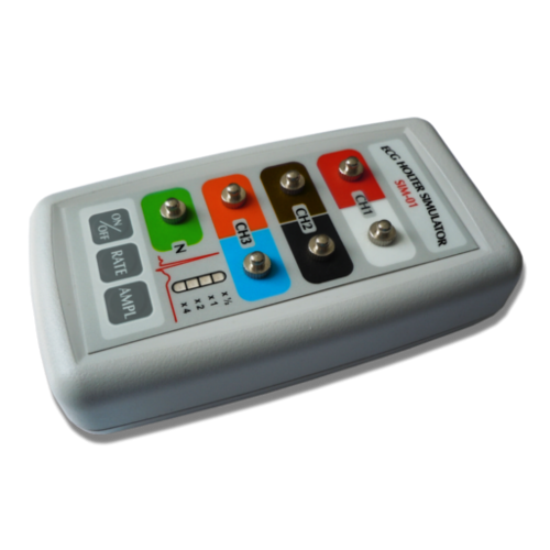 SIM-01 ECG SIMULATOR