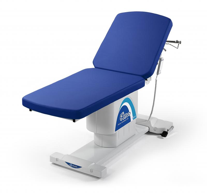 ELEVO - examination couch with electric variable height