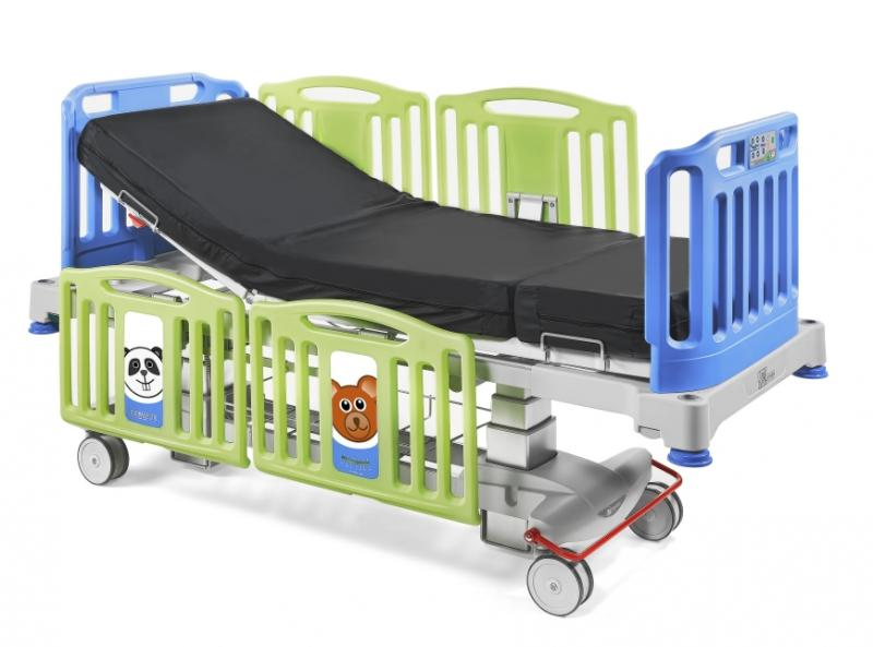 Electric bed pediatric