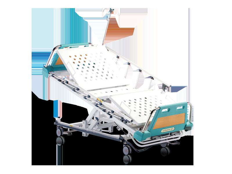 SUPRAMAK MANUAL ICU-ICCU 73003 MH Manual Hydraulic
