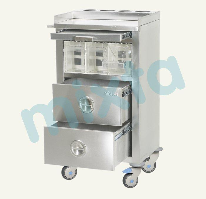 Intensive Care Dressing Trolley