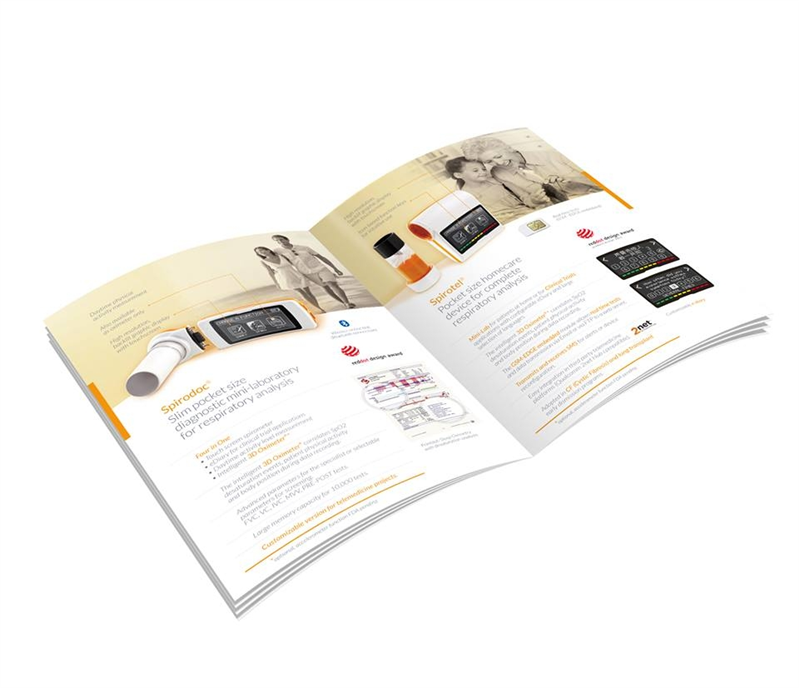 MIR products brochure