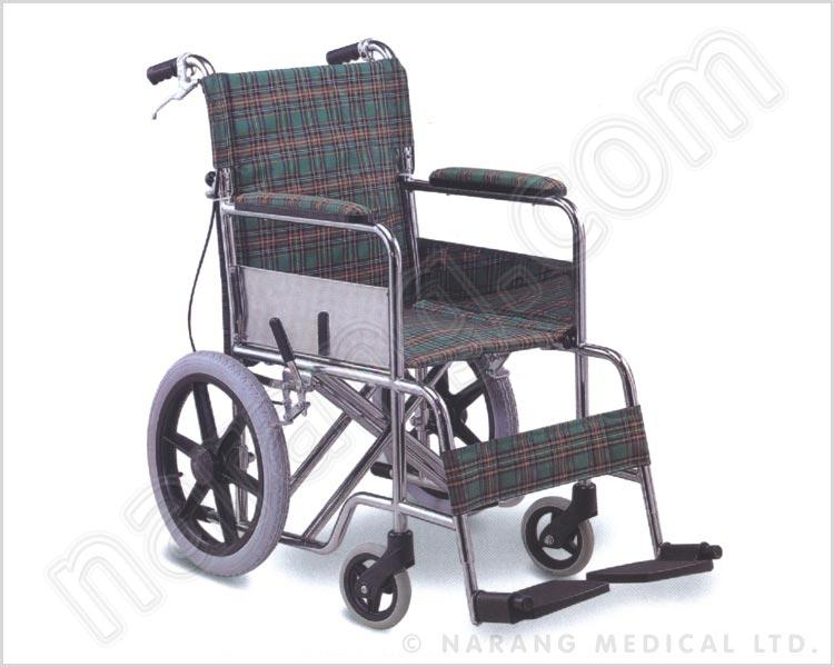 WH2084 - Wheelchair Heavy Duty