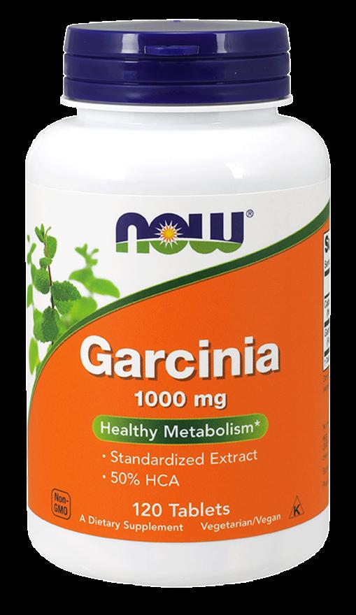 NOW Garcinia 1000 mg Tablets