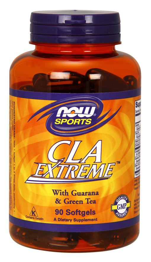 NOW CLA Extreme Softgels