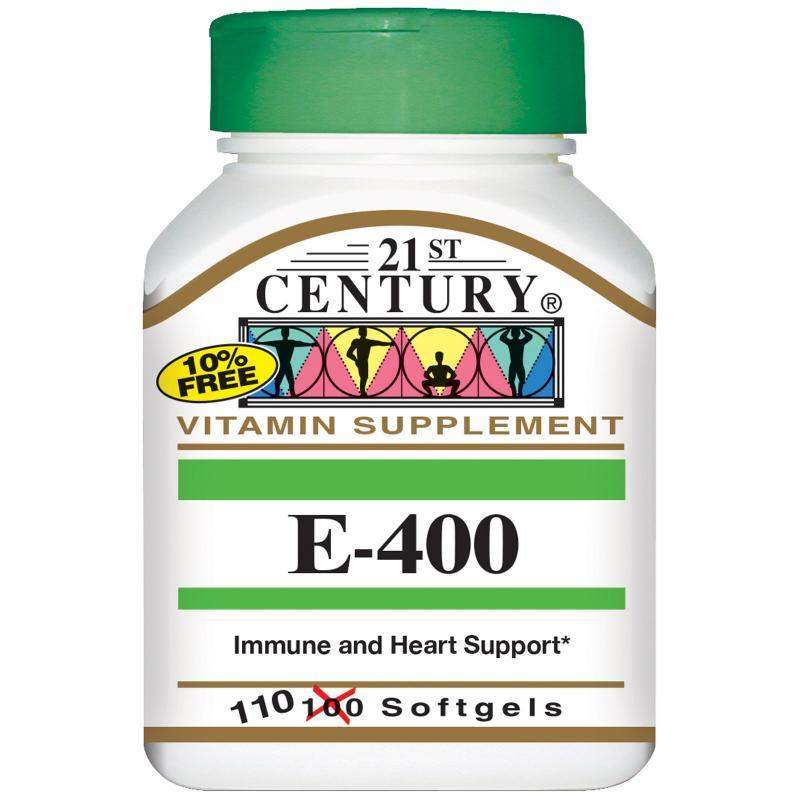 21st Century E-400 IU S/G 110's